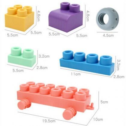Soft Silicone Blocks