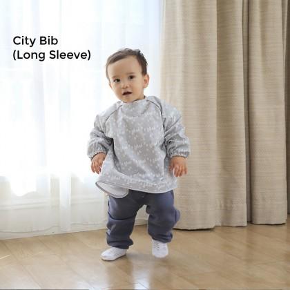 City Bib and Tray Kit (Long Sleeve)